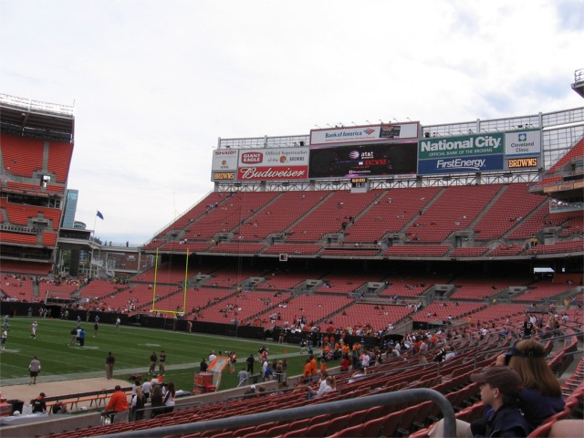 Hotels Near Cleveland Brown Stadium