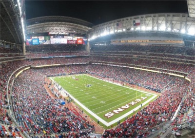 2015 NFL Stadium Road Trip Guide, Stadiums of Pro Football