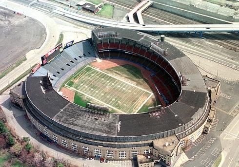 Cleveland Municipal Stadium History Photos Amp More Of